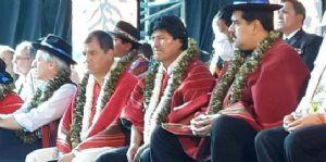 Declaración de Tiquipaya pide un acceso soberano al mar para Bolivia