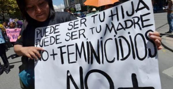 Entre enero y junio hubo 40 asesinatos a mujeres en Bolivia y casi 20 mil casos de violencia