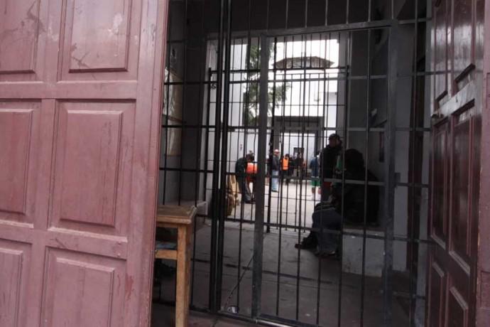 PENAL. El maestro acusado de abuso sexual está detenido en San Roque.