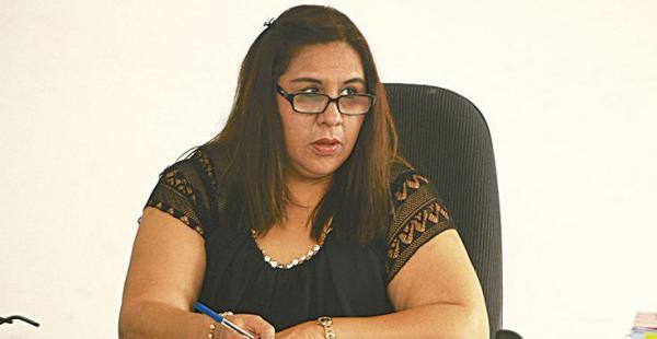 La jueza cautelar Ximena Flores, retrasó la audiencia para viernes