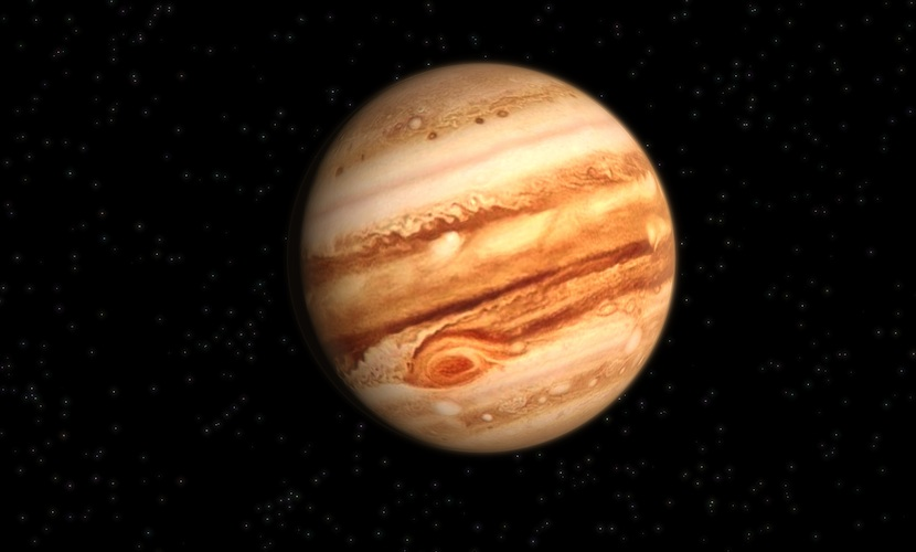 jupiter La famosa gran mancha roja de Júpiter se está reduciendo