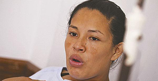 Detienen a Ana Belén Camacho por corrupción en YPFB