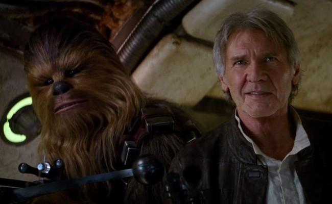 Imagen de la nueva Star Wars