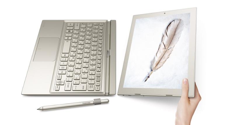 toshiba dynapad Toshiba DynaPad, otra alternativa a las Surface de Microsoft