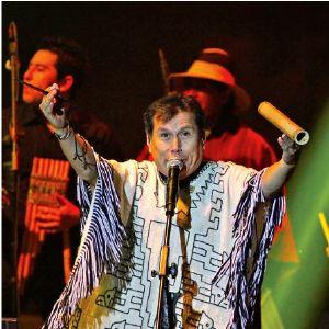 """""""En los conciertos en Chile nos gritan 'Mar para Bolivia'"""""""