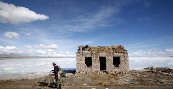 Un sismo sacudió la provincia Antonio Quijarro de Potosí, próxima a la población de Colchani que es uno de los accesos principales al Salar de Uyuni