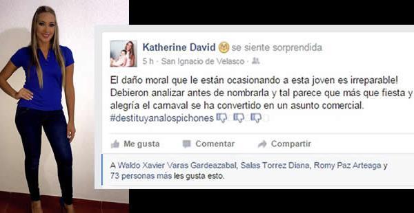 Katherine David
