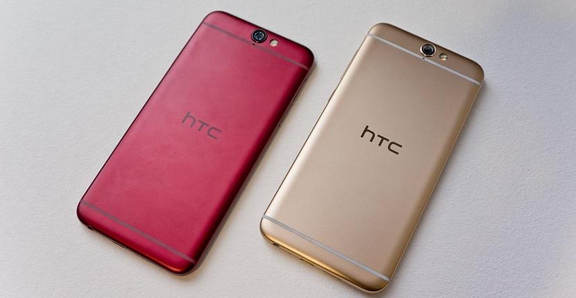 HTC One A9 5 motivos por los que el HTC One A9 es mejor que el iPhone 6S