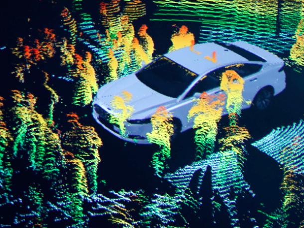 hackear un coche autonomo