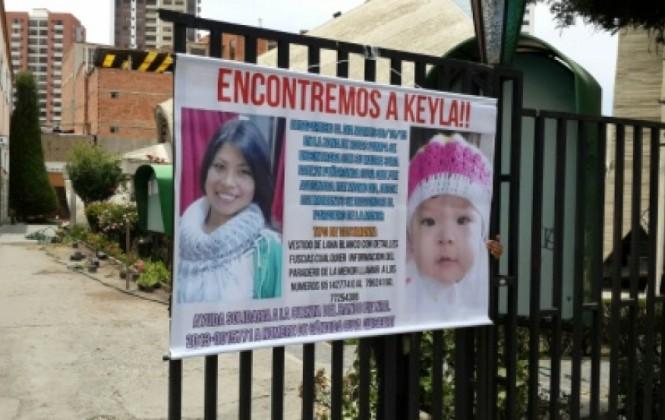 Concubina de feminicida asegura que botó a la bebé desaparecida a un basurero
