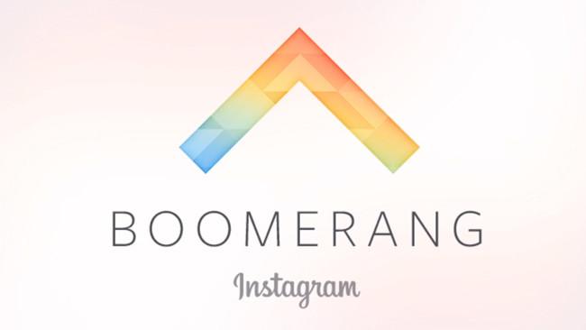 Boomerang de Instagram