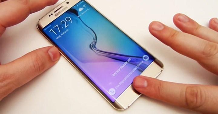 Boton HOme del Samsung Galaxy S6