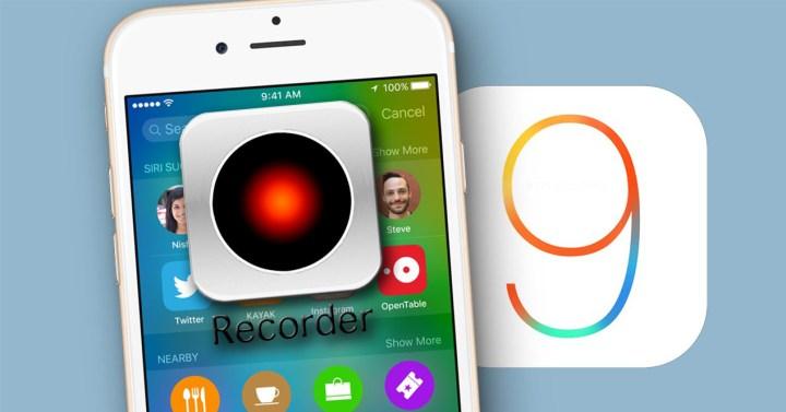 App Display Recorder
