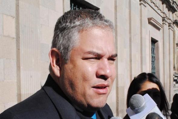 El representante en Bolivia de la Organización de Estados Americanos (OEA), Eduardo Enrique Reina. | Foto archivo  -   Abi Agencia