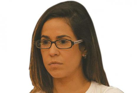 Gabriela Molina  gerenta general de happy pills