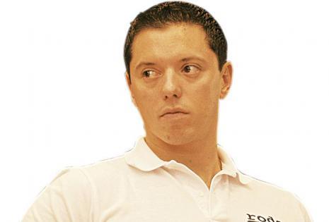 Sebastián Rodo gerente general de Rodotintas