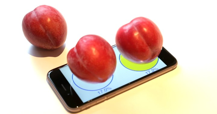 iPhone 6s 3D Touch pesar objetos