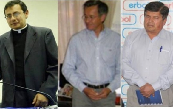 """Directores de tres medios sindicados por el Vicepresidencia defienden su posición y aseguran que """"buscan la verdad"""""""