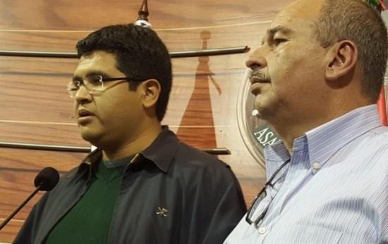 MDS y PDC apuntan a conformar una plataforma para la campaña por el No a la reelección