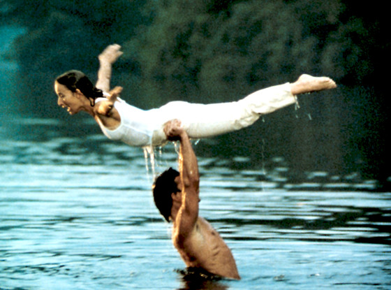 Jennifer Grey, Patrick Swayze, Dirty Dancing