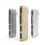 hub usbc macbook colores 150x150 Nuevo hub USB C para el MacBook de 12 pulgadas de Apple
