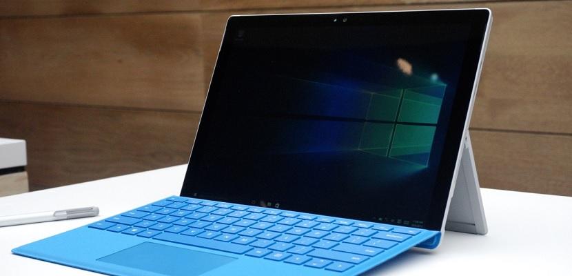 Surface Pro 4 Microsoft actualiza el firmware del Surface Pro 4 y Surface Book