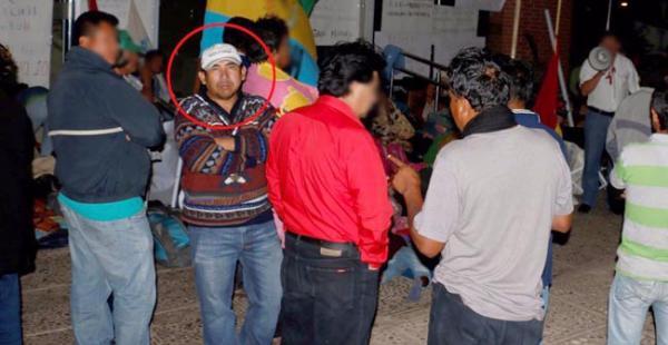 Ramiro Galindo será trasladado a Palmasola en las siguientes horas, informó su abogado