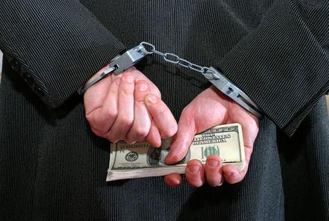 Una persona arrestada. Foto: www.hidrocarburosbolivia.com