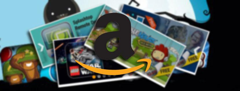 amazon pack Amazon regala por Halloween un pack de apps y videojuegos valorado en 63€