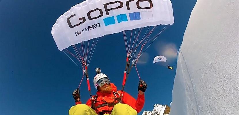 GoPro GoPro nos muestra las primeras imágenes desde su drone