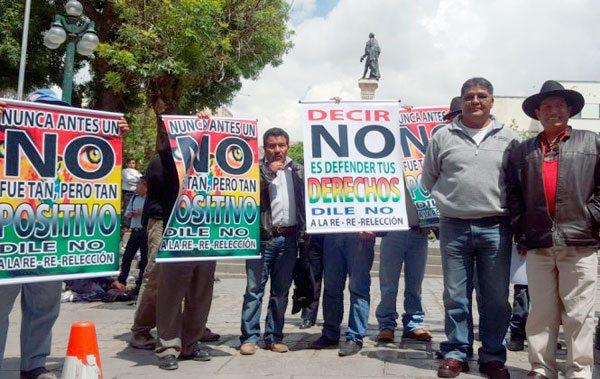 OFICIALISTAS Y OPOSITORES INICIARON CAMPAÑAS ANTICIPADAS AL INTERIOR DEL LEGISLATIVO