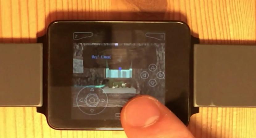 Nintendo AndroidWear Los juegos de la Nintendo 64 llegan al smartwatch