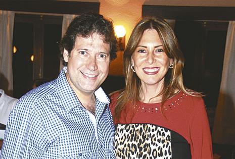 Pareja. Juan Carlos Serrate y Anita Barbery, Un lindo dúo
