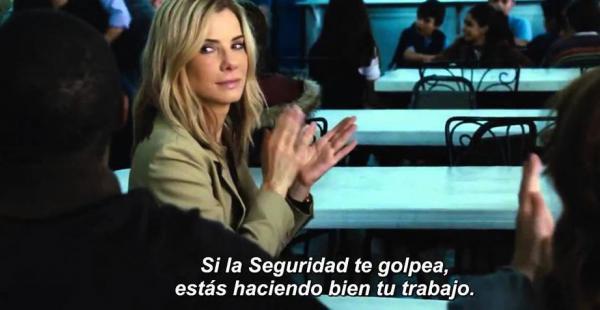 La película que trata sobre la campaña política que llevó a Gonzalo Sánchez de Lozada al poder, en 2002, cuando derrotó a Evo tiene como protagonista a la reconocida actriz Sandra Bullock