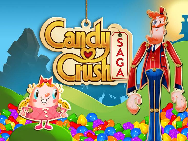 candy crush Activision se hace con Candy Crush Saga al comprar KING por 5.900 millones de dólares