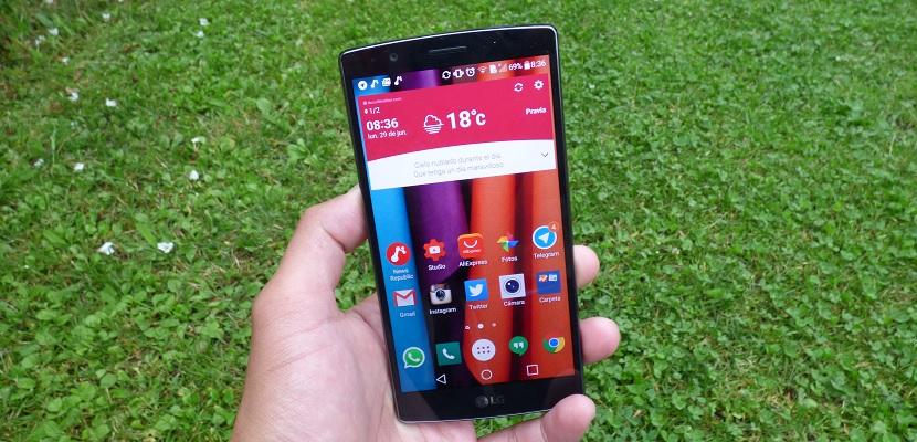 LG G4 3 El LG G4 se actualiza de forma oficial a Android 6.0 Marshmallow