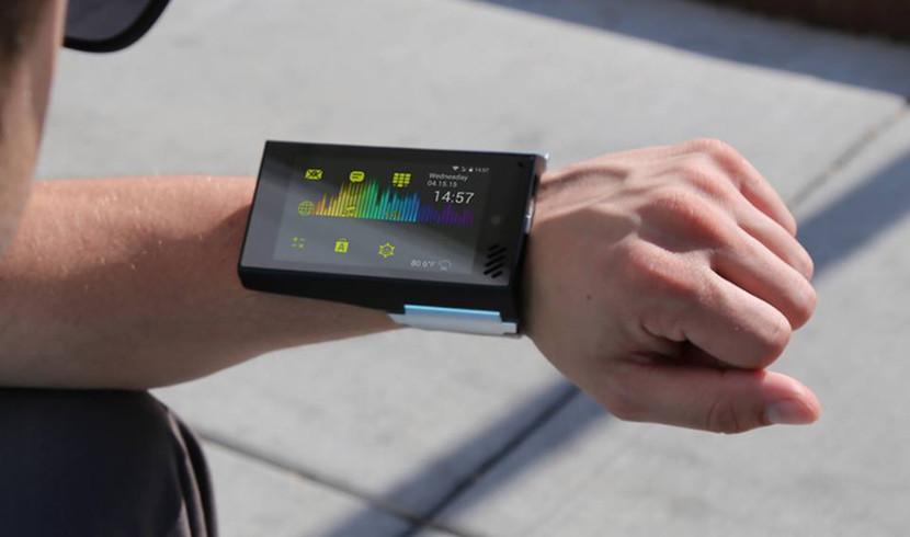 rufus cuff Rufus Cuff, el smartwatch más grande del mercado