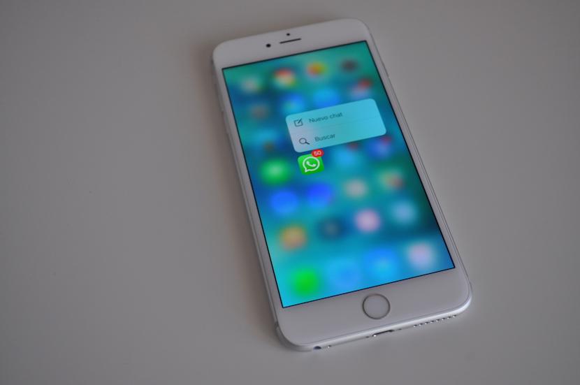 iPhone 6s Plus 18 El iPhone 7 tendrá 3 GB de memoria RAM