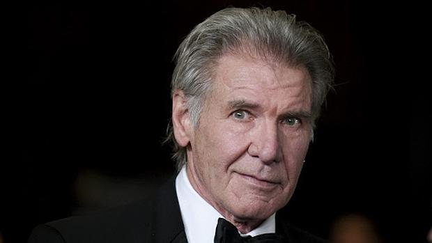 Harrison Ford durante los premios BAFTA en Los Ángeles