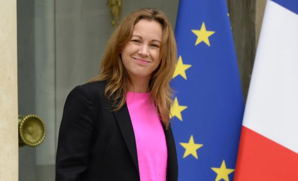 La Ministra de Economía Digital Axelle Lemaire. AFP / Bertrand Guay.