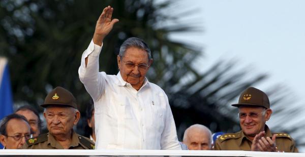 Raúl Castro es oficialmente presidente de Cuba desde febrero de 2008, en reemplazo de su hermano, el comandante Fidel Castro