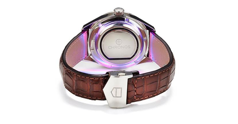 chronos Chronos quiere convertir tu reloj en uno inteligente