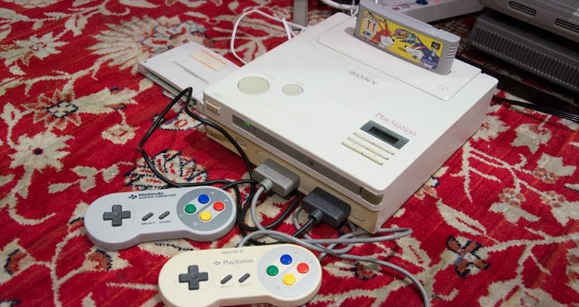 nintendo playstation Aparece un prototipo de la Nintendo PlayStation