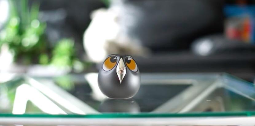 ulo camara vigilancia discreta Esta cámara de vigilancia en forma de búho busca financiación