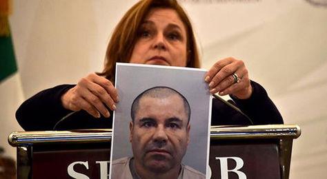 La última foto de El Chapo