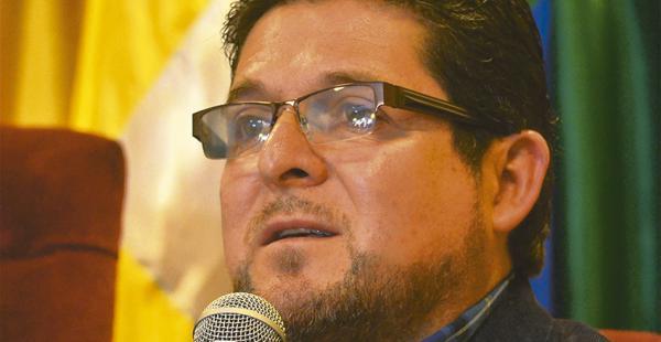 El vocal José Luis Exeni presentará el reglamento