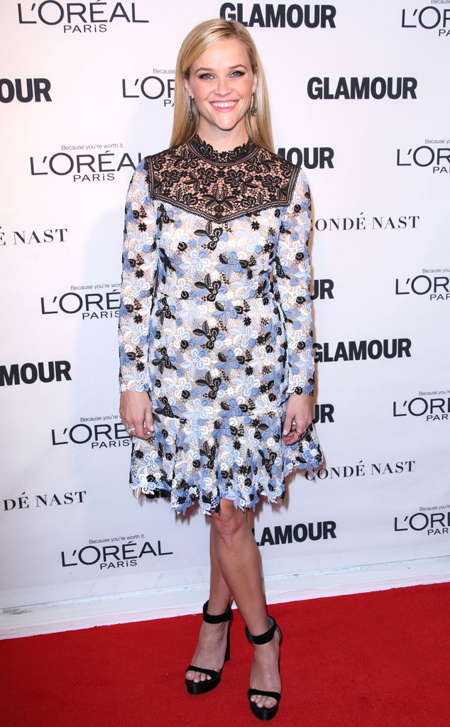 Reese Witherspoon, Glamour Women of the Year