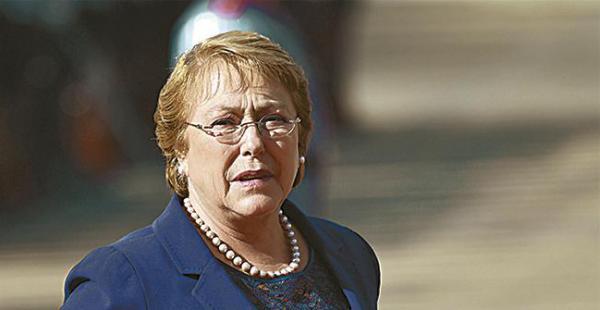 La presidenta Michelle Bachelet acudirá mañana a Pampa Perdiz