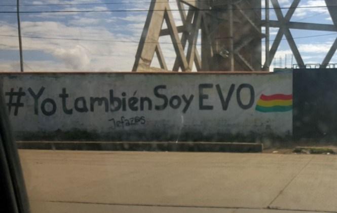 Campaña en las calles: El Sí usa el mar y la gestión de gobierno; el No, la bandera tricolor