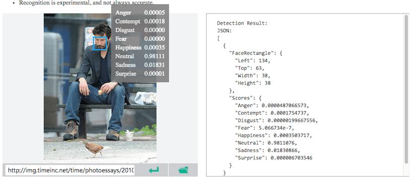 ia Project Oxford, un algoritmo que conoce tu estado de ánimo en una foto